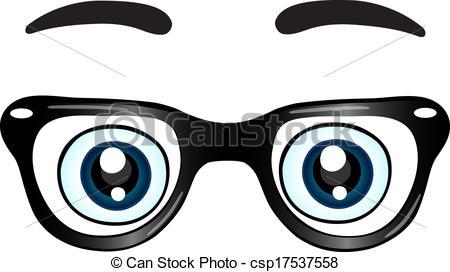 Eyeballs clipart glass. Glasses eyes panda free