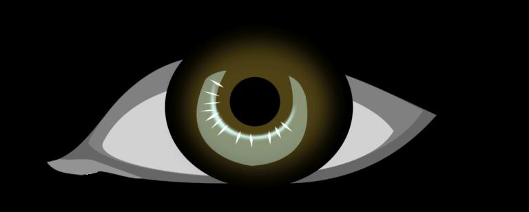 eyes black and. Eyeballs clipart horse eye