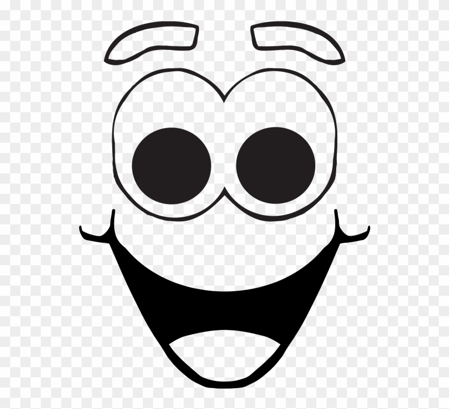 Free cartoon download on. Mouth clipart eye