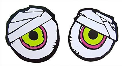 Eyeballs clipart mummy. Amazon com eyes magnet