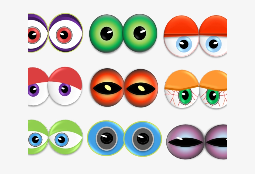 Download eye alien printable. Eyeballs clipart mummy