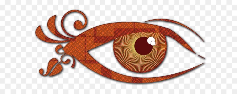 Eye logo . Eyeballs clipart real
