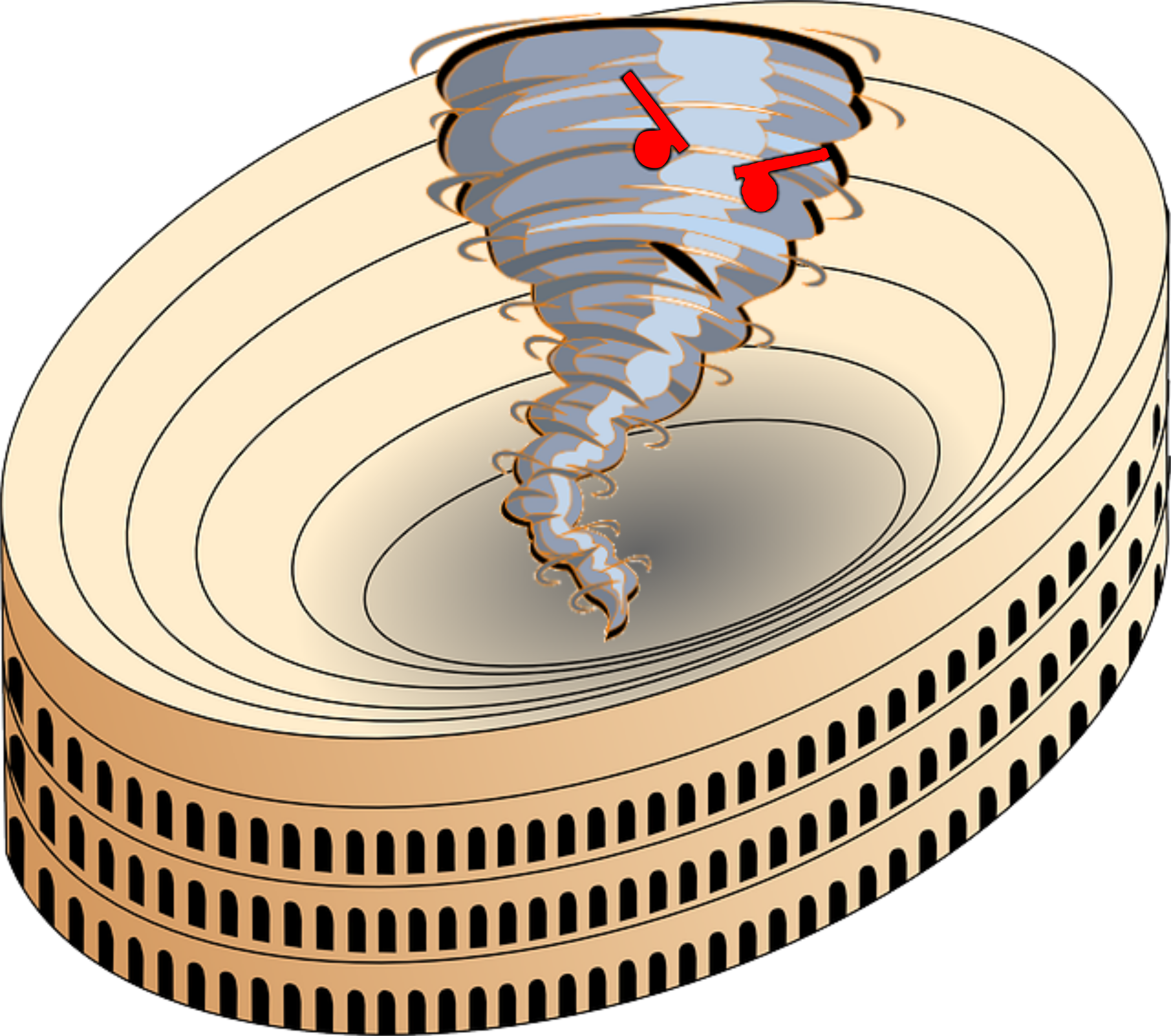 Eyes clipart angry. Tornado with red big