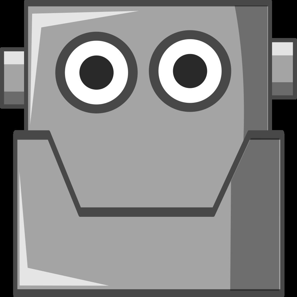 Onlinelabels clip art cute. Eyeballs clipart robot