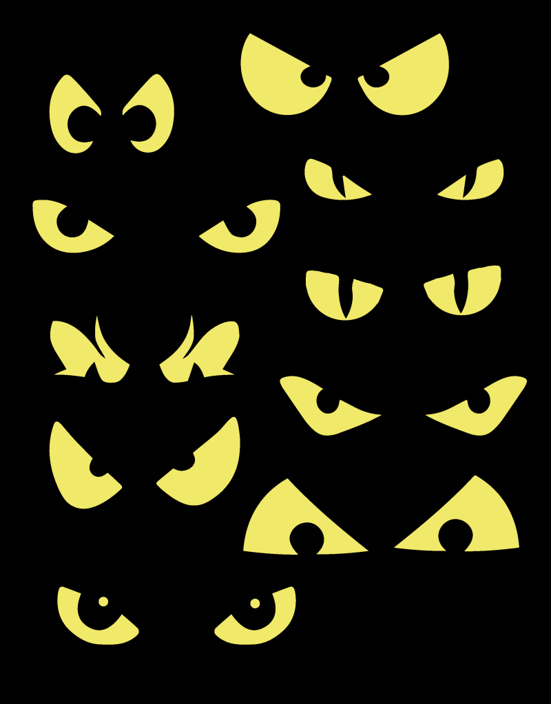 Pin by cindy welton. Eyeballs clipart spooky