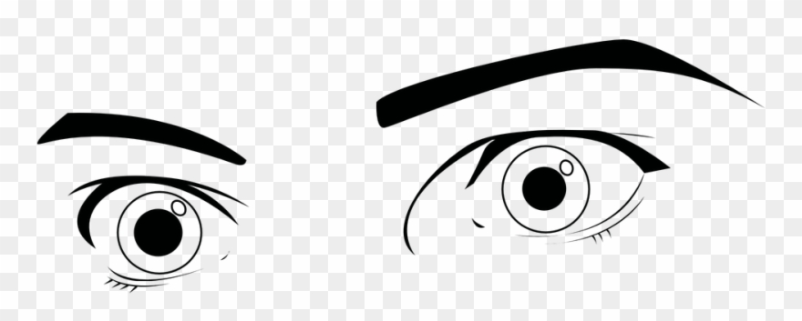 Can use for book. Eyebrow clipart 2 eye