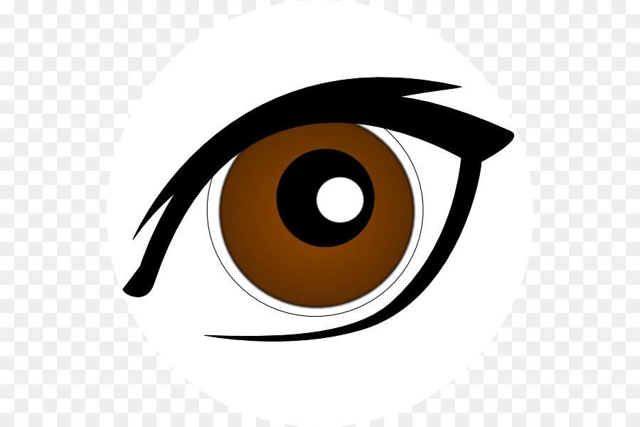 Human eye clip art. Eyebrow clipart