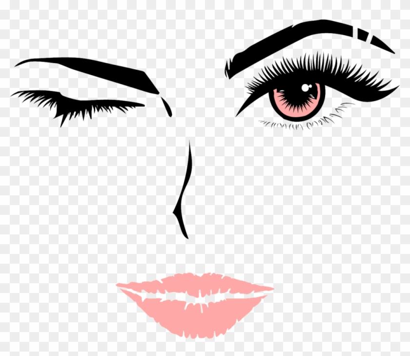 Eyelashes clipart esthetician.