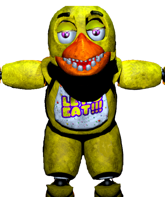 Chica now with eyebrows. Eyebrow clipart eyelid
