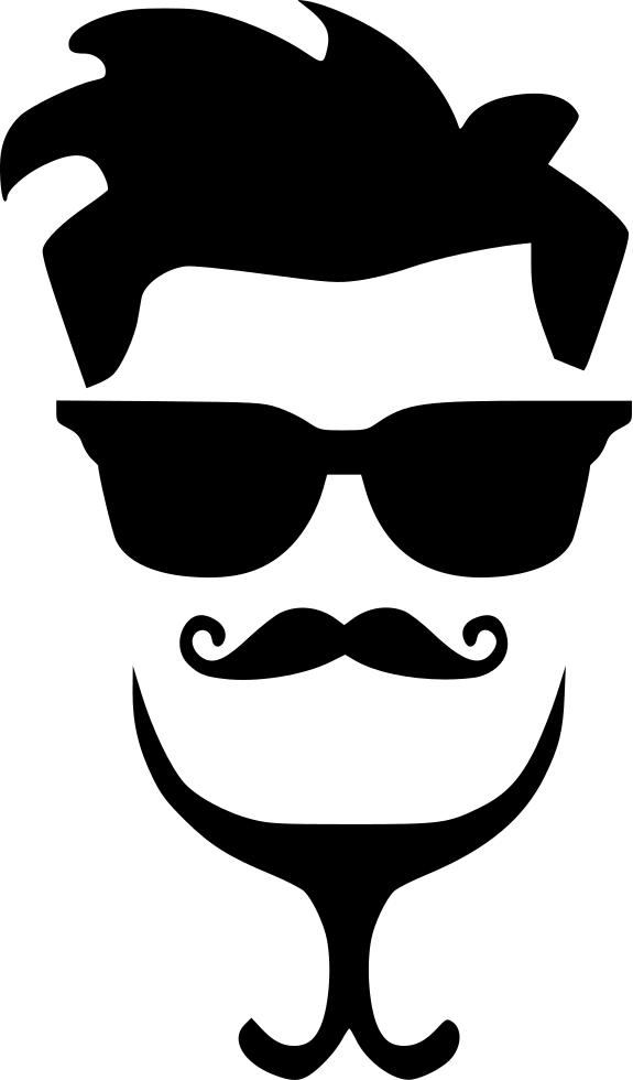 Mustache jpeg