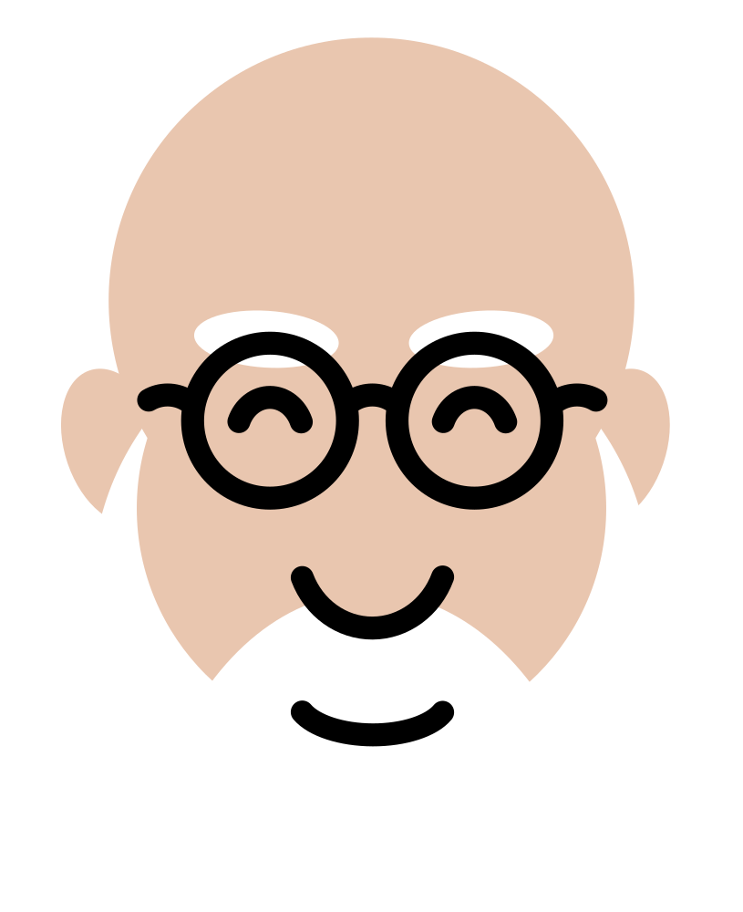 Onlinelabels clip art freud. Psychology clipart half face