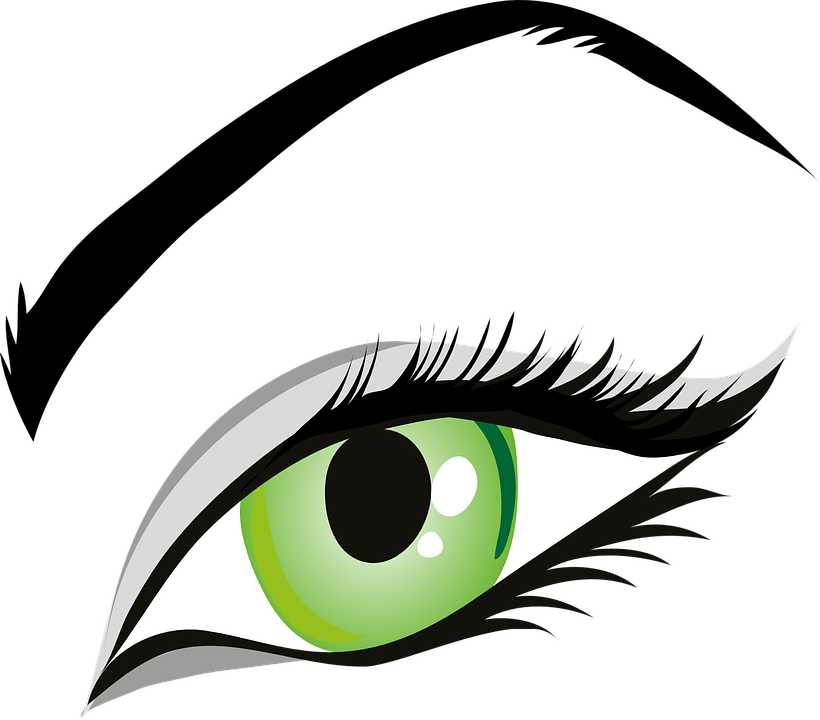 Eyebrow clipart kilay. Cliparts free download clip