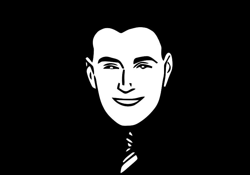 Image clip art tikigiki. Tall clipart man smile