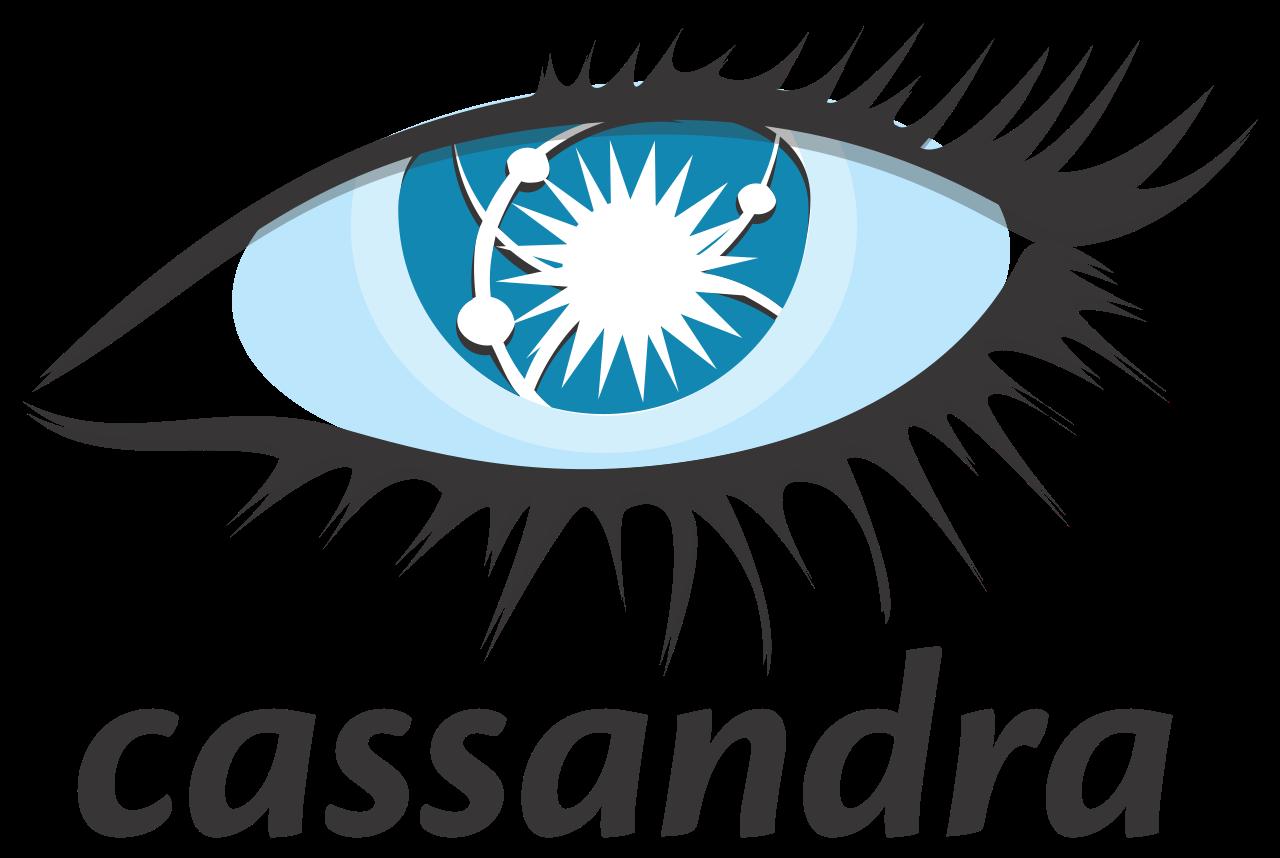 File cassandra logo wikipedia. Eyelashes clipart svg