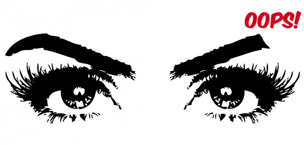 Free eyebrows cliparts download. Eyebrow clipart thick eyebrow