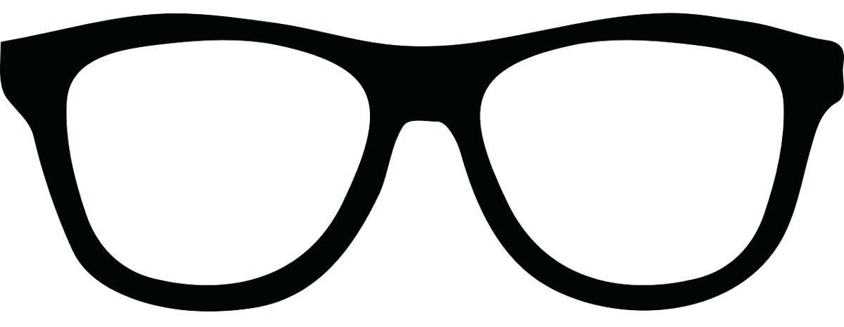 collection of geek. Eyeglasses clipart