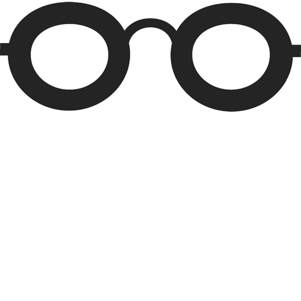 Eyeglasses clipart 70 glass. Glasses rubber stamps stamptopia