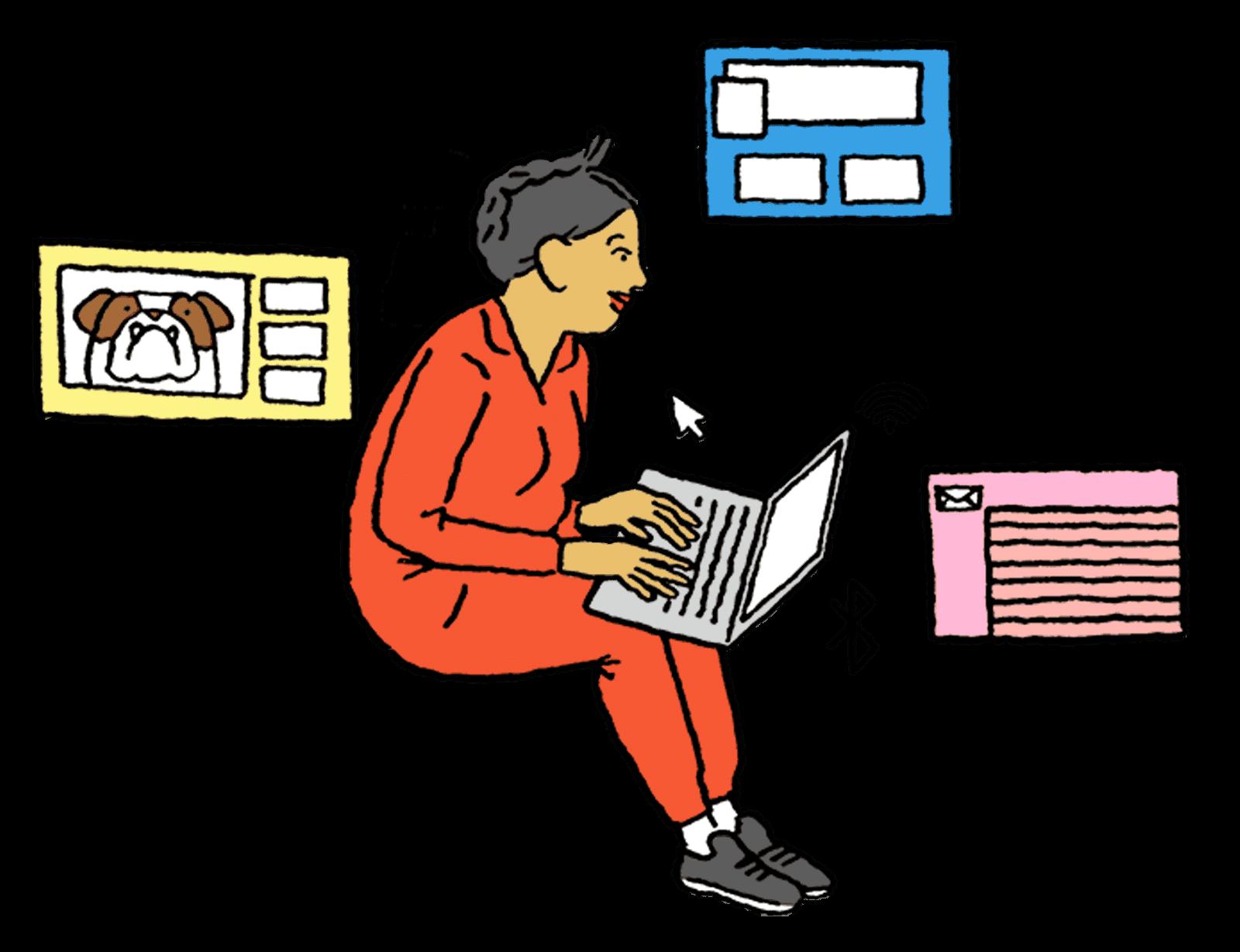 Trust clipart two way communication. Websites millennialentrepreneurs com quora