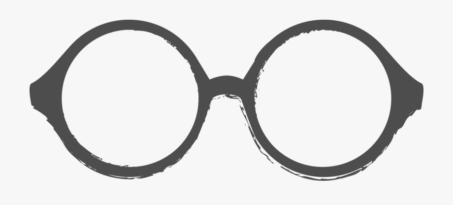 Eyeglasses clipart circular glass. Glasses grandpa round