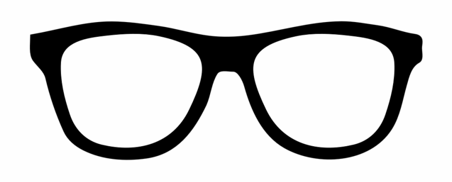 Glasses sunglasses nerd shades. Eyeglasses clipart glares