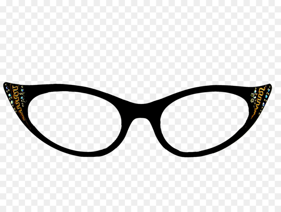 Sunglasses clipart horn rimmed glass. Transparent clip art
