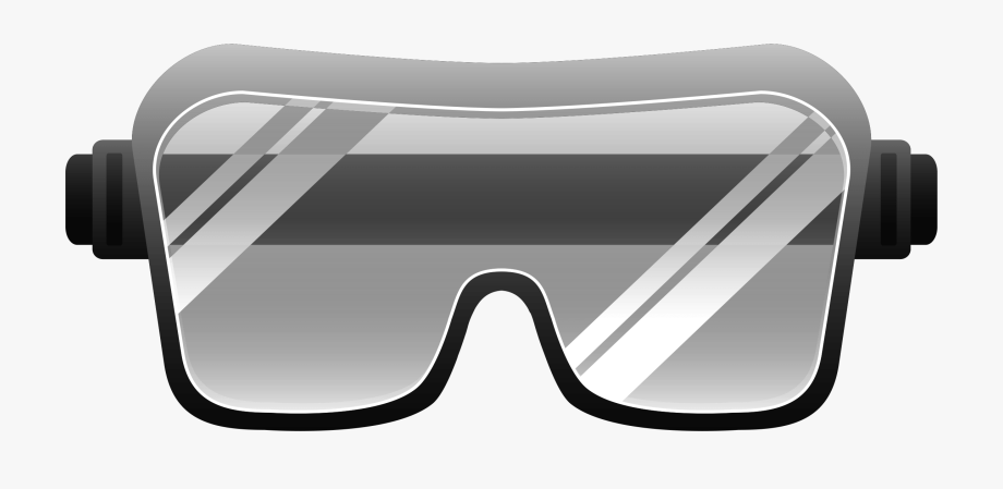 Eyeglasses clipart protective eyewear. Safety glasses png