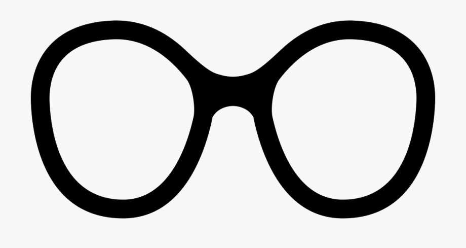 Eyeglasses clipart round. Clip lazy s brain