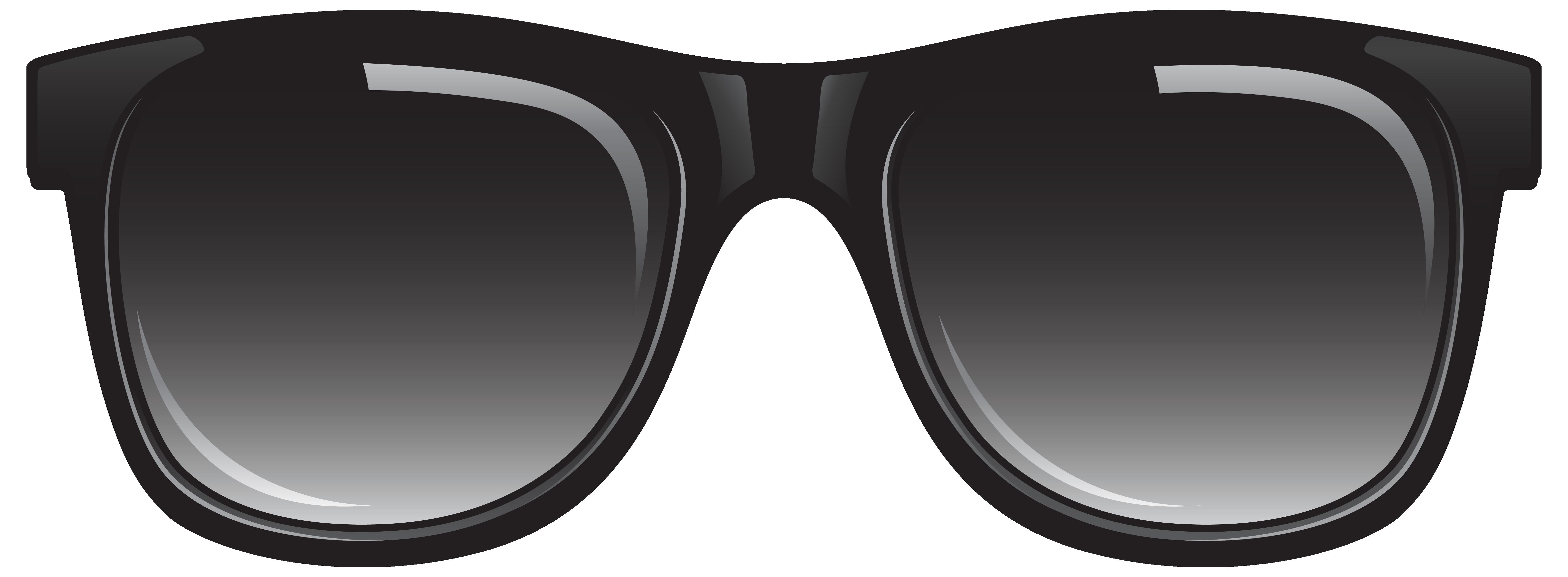 Aviator ray ban wayfarer. Sunglasses clipart stylish