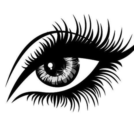 How to achieve the. Eyebrow clipart false eyelash
