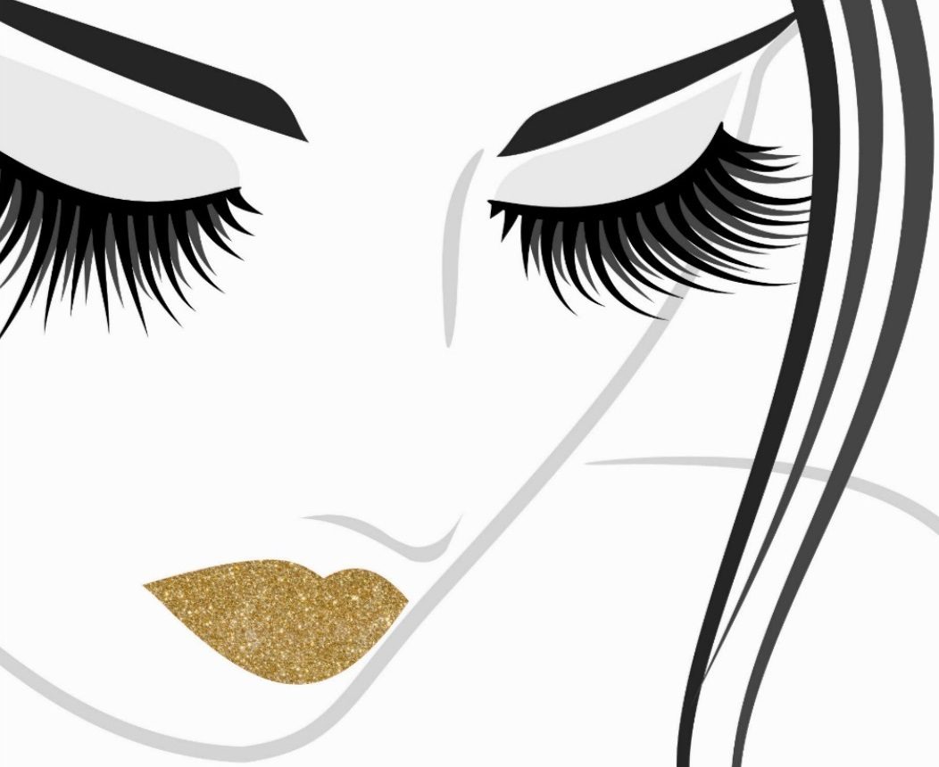 Eyelash clipart animated. Free download best on