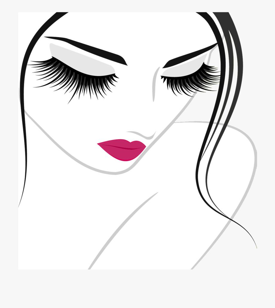 Eyelash clipart beautiful eye. Lash appointment book