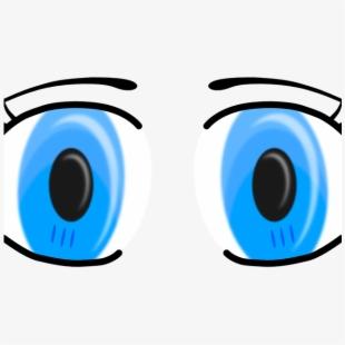 Two eyes free . Eyelash clipart big