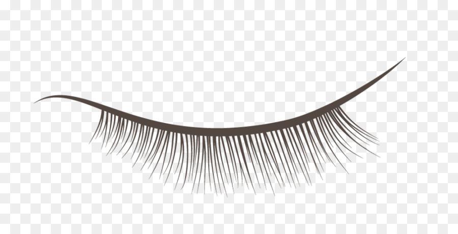 Eyelash clipart bottom. Hair cartoon
