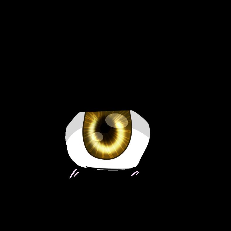 Attack on titan custom. Eyelashes clipart dark brown eye