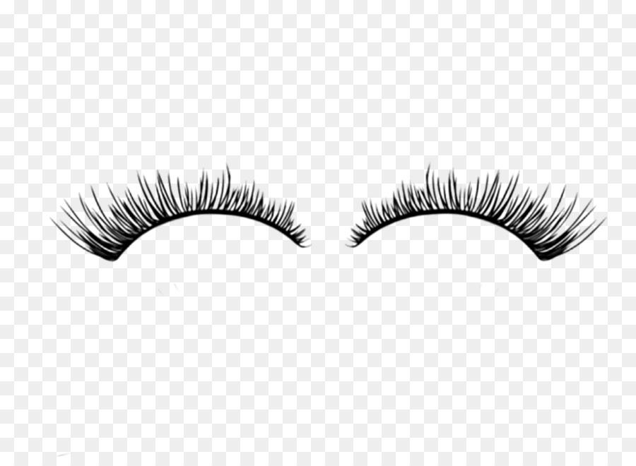 White brush eyelash eye. Eyelashes clipart clip art