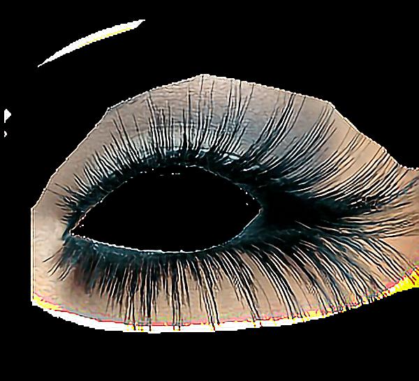 Eyelash eye makeup