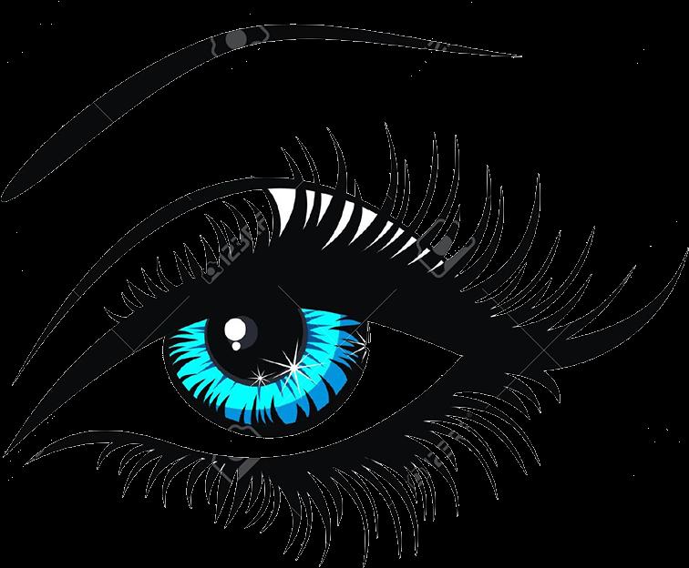 Hd human eye eyes. Eyelashes clipart eyelid