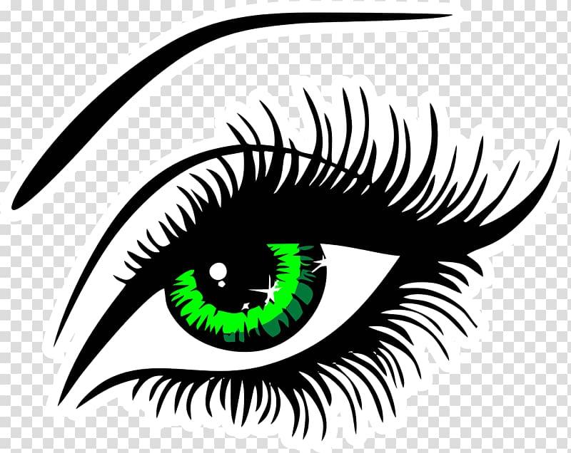 Eyelashes clipart eyelid. Eyelash extensions eye liner