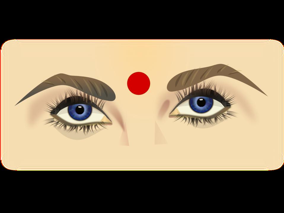 Eyelashes clipart beauty eye. Public domain clip art