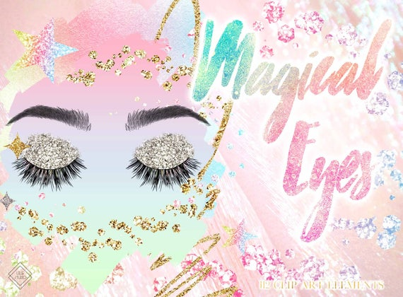 Eyelashes clipart makeup artist. Eyelash lash clip art