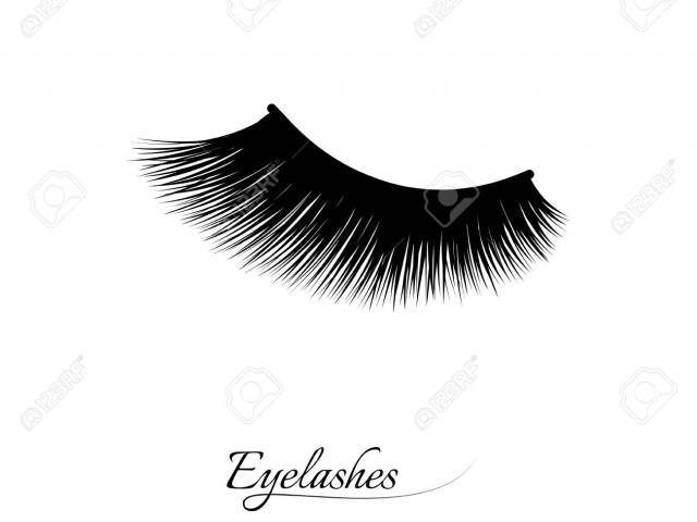 Eyelashes clipart natural. Free eyelash download clip