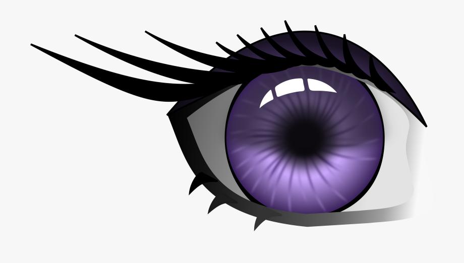 Eyelash clipart purple eye. Eyes cliparts