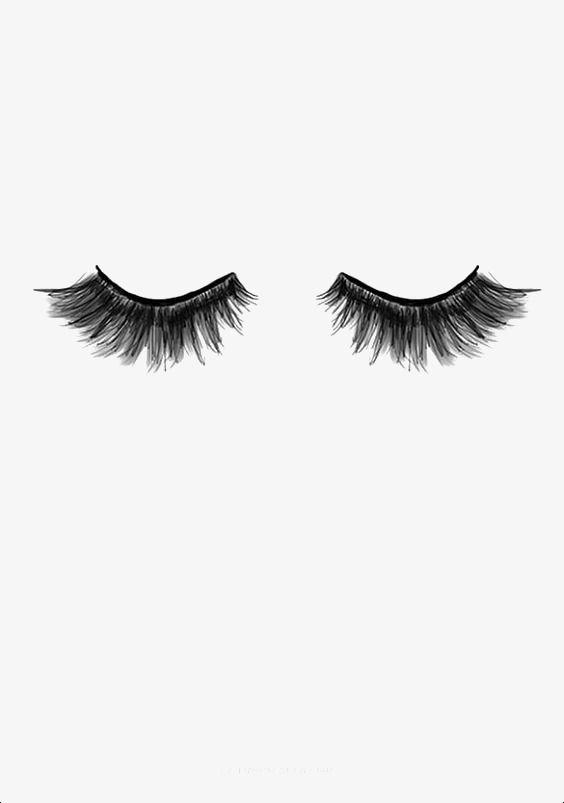 Eyelash clipart realistic. Make up png transparent