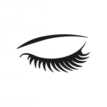 Eyelash clipart vector. Eyelashes png psd and