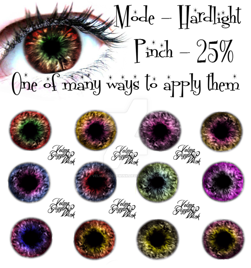 Eyelashes clipart wink. Iris png set by