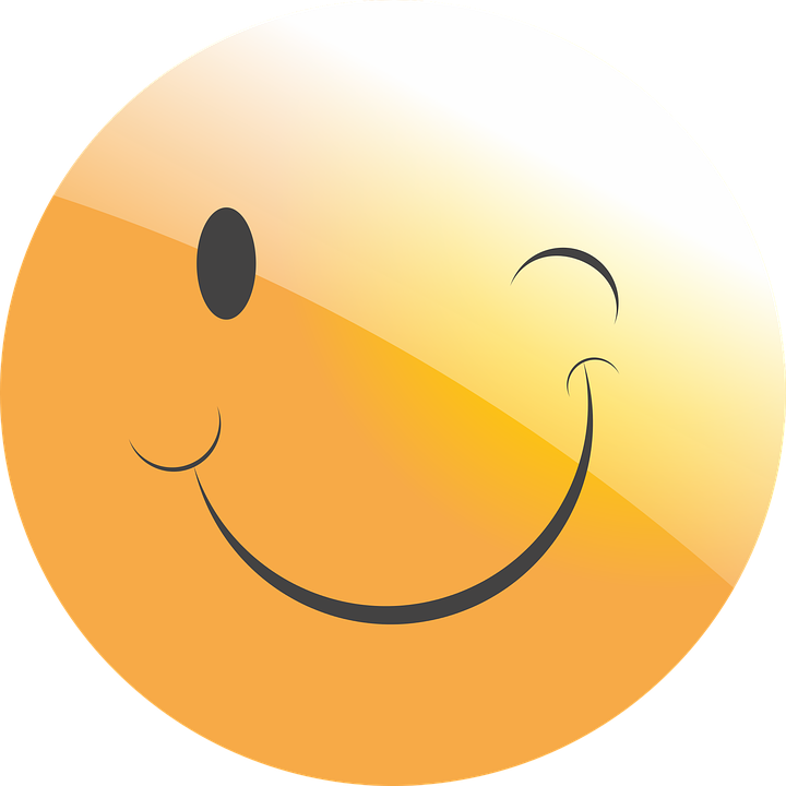 Eyelashes clipart wink. Smiley face image group
