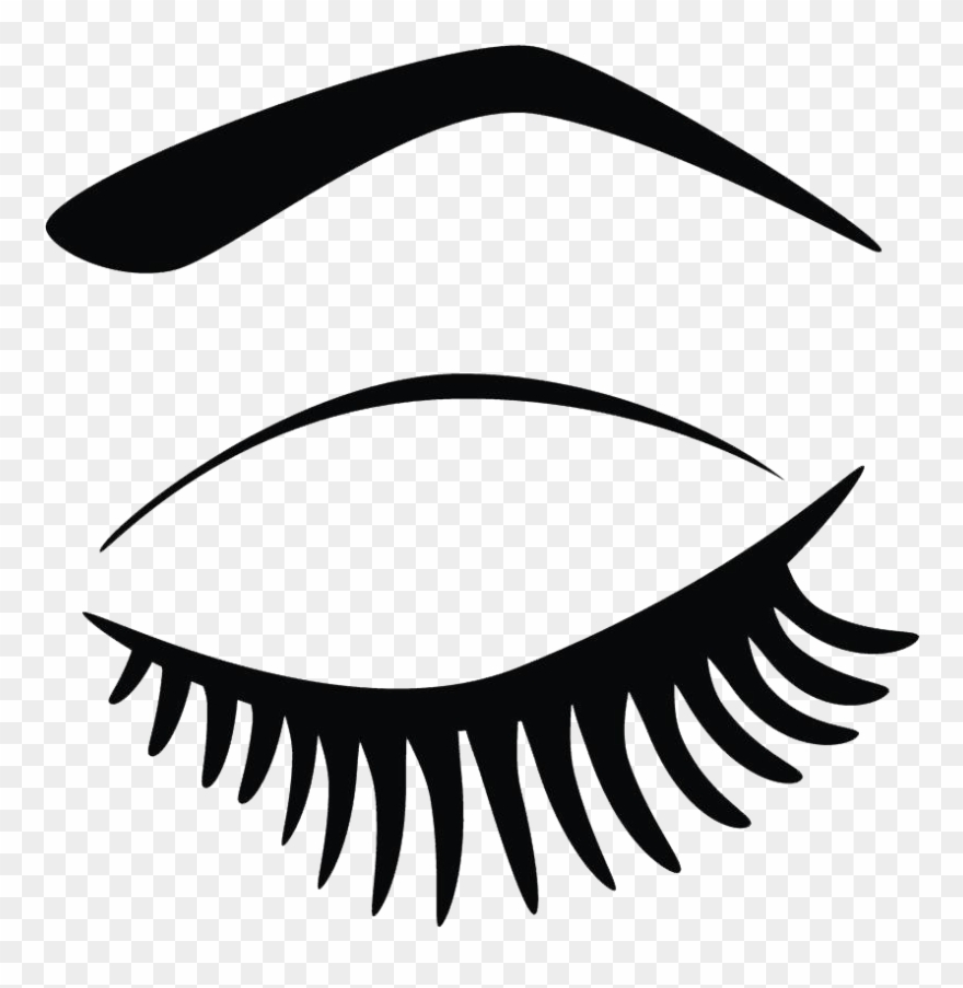 Kisspng extensions clip art. Eyelash clipart eyelash extension