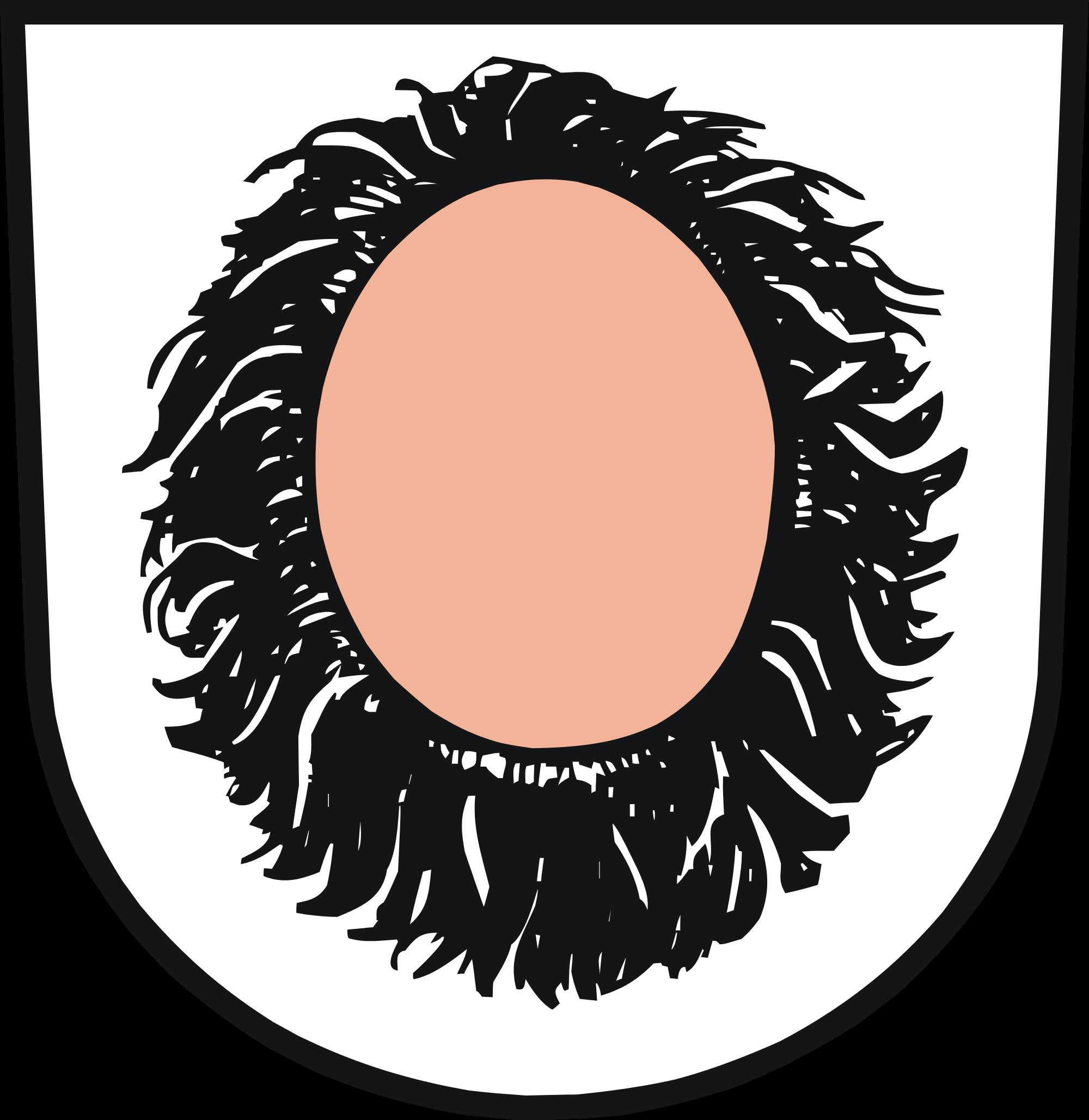 File wappen pfaffenhofen wikimedia. Eyelashes clipart svg