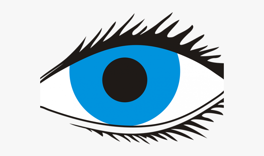 Eyes clipart eyesight. Blue human eye transparent