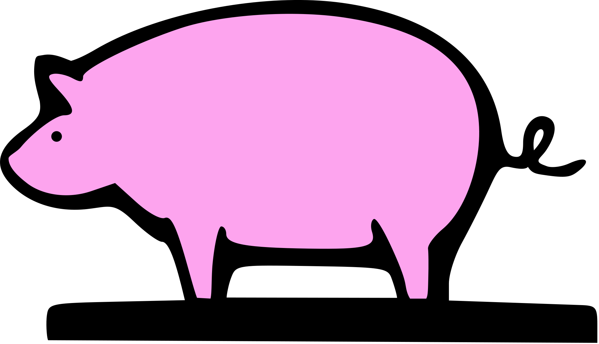 France clipart animated. Pig cliparts shop of